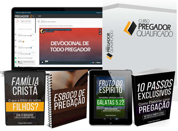 Curso Pregador Qualificado