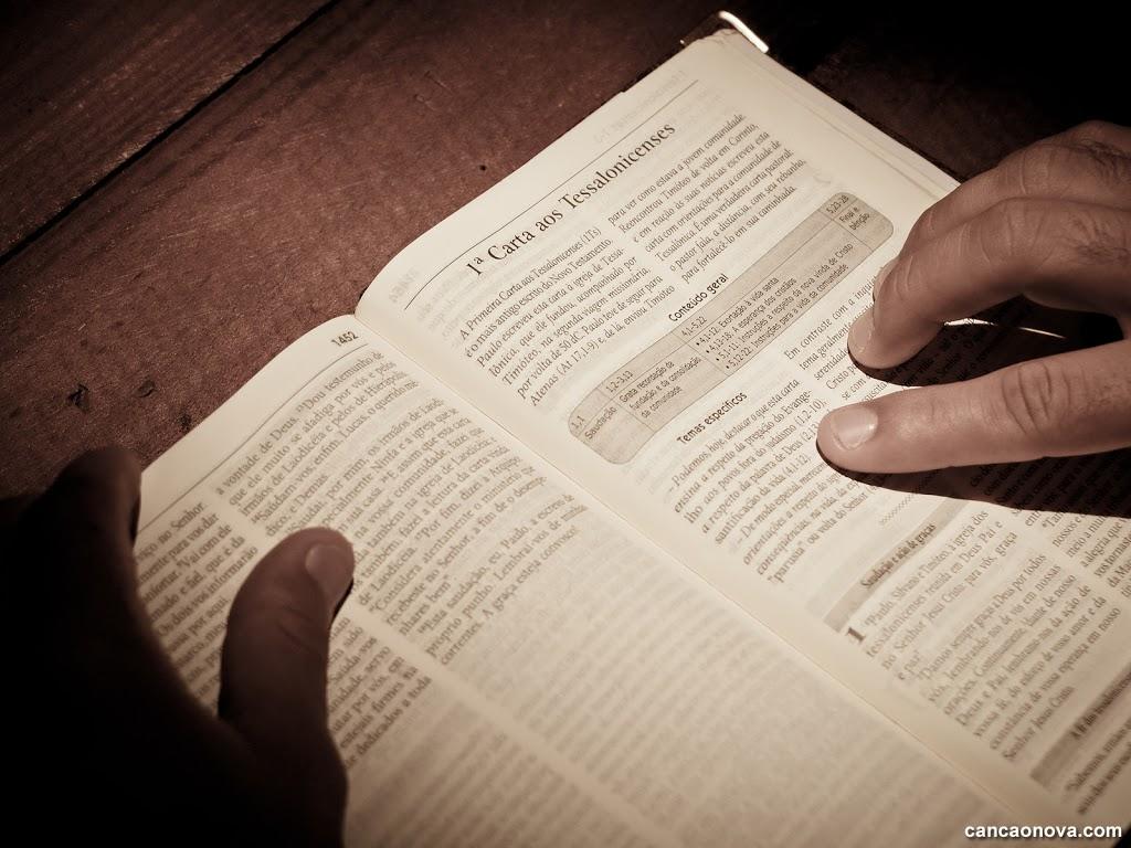 por que voce deve ler a biblia