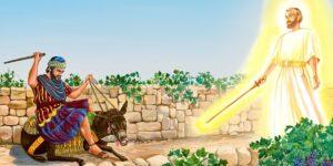 Quem foi Balaão e sua jumenta que fala na Bíblia?