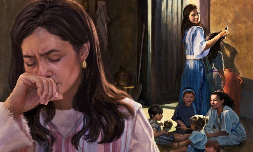 A história de Ana e Penina em 1 Samuel