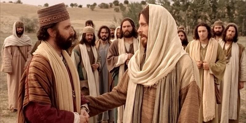 O convite de Jesus   Mateus 19: 16-22