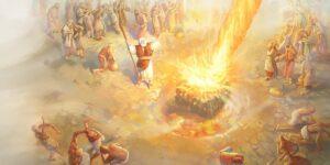 Elias e os Profetas de Baal | 1 Reis 18