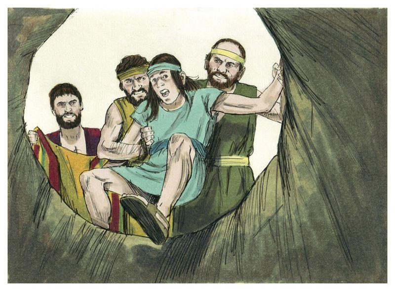 José, o sonhador dos sonhos  de Deus