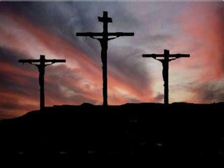 O ladrão da Cruz