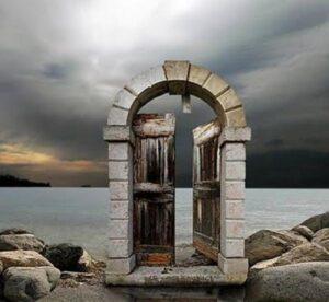 Jesus é a Porta das Ovelhas, a Porta da Salvação