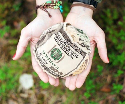 Dinheiro é Assunto Espiritual