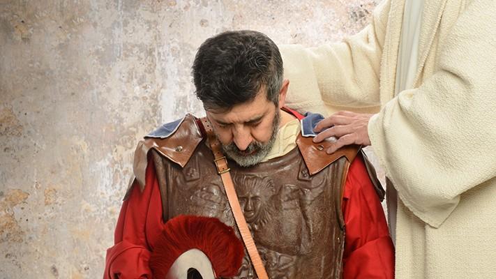 A Cura do Servo do Centurião de Cafarnaum