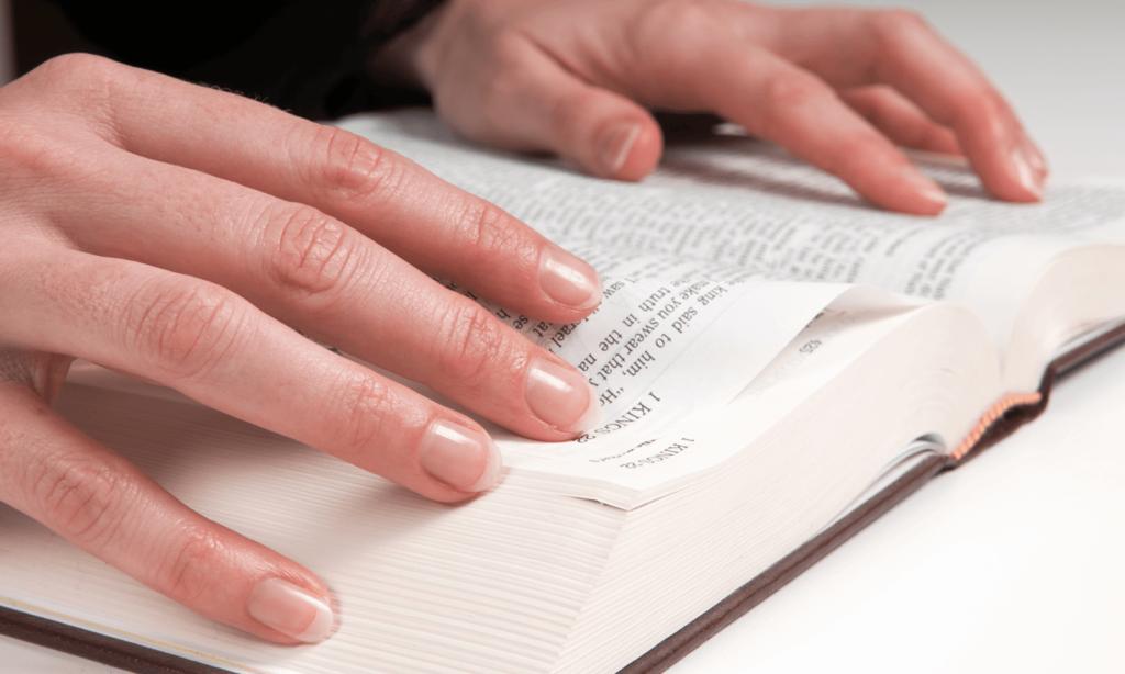 Como escolher um Texto para Pregar