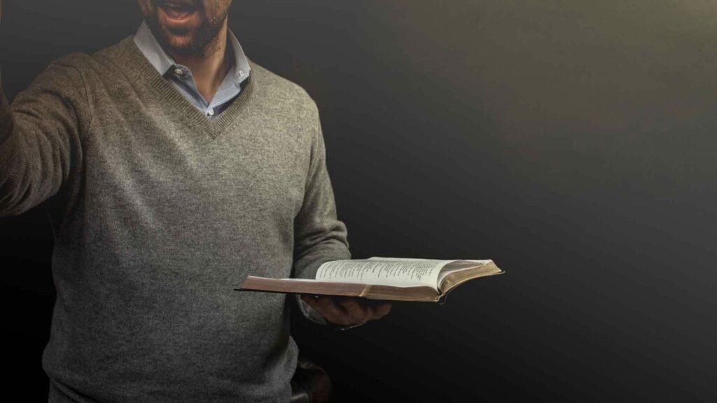 Escolha o Texto Para Pregar Mediante a Necessidade do Povo
