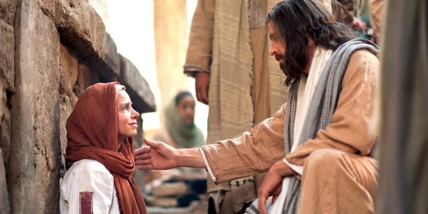Por que Jesus fez esta pergunta: 'Quem me tocou'