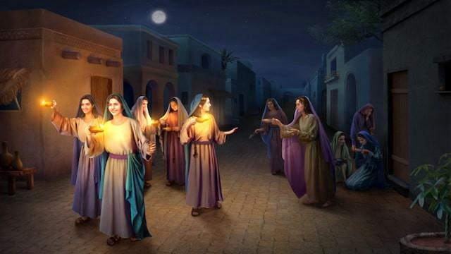 Lições da Parábola das Dez Virgens: