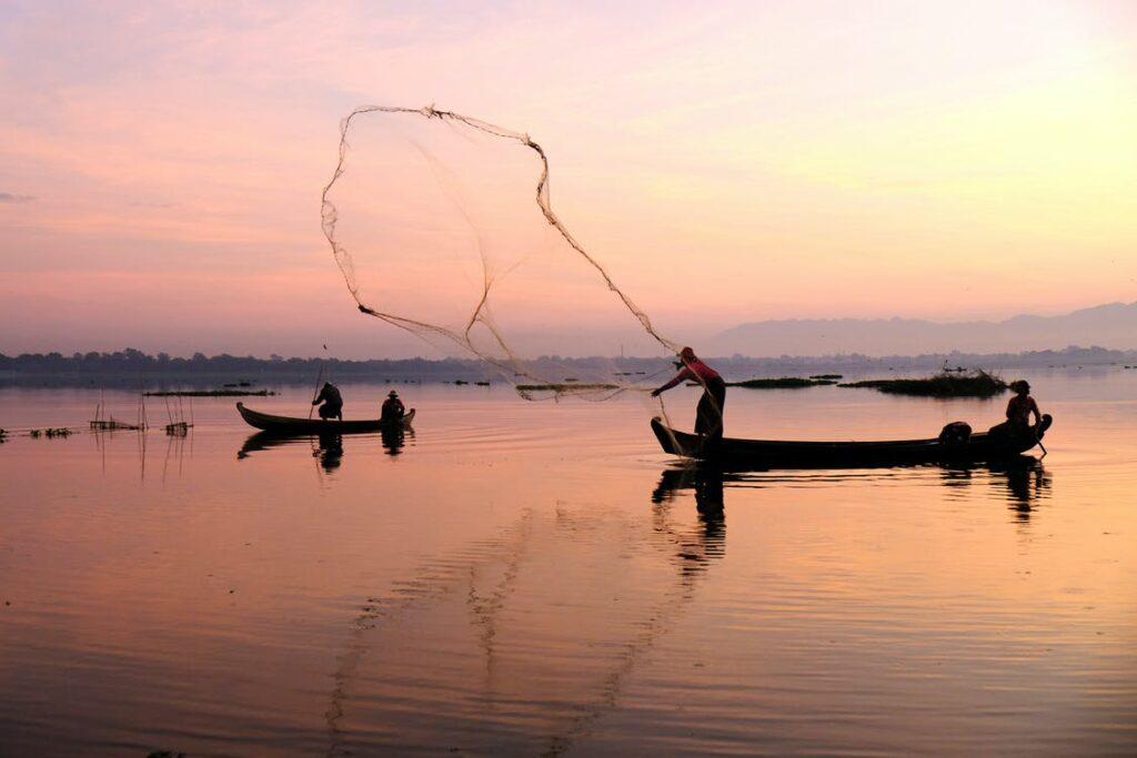 Contexto da Parábola da Rede de Pesca