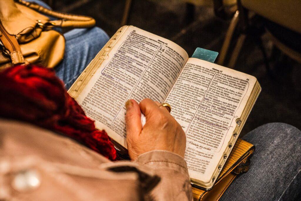 Vingança Entristece o Espirito Santo