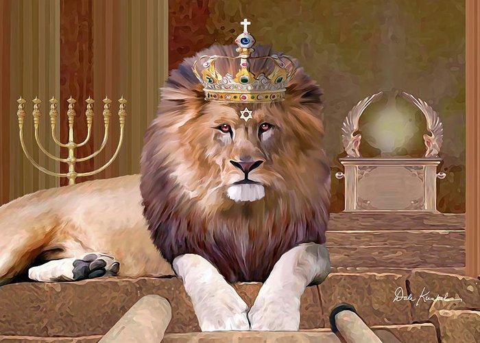 O que significa o Leão da Tribo de Judá?
